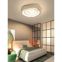 卧室灯简约现代温馨浪漫创意led婚房个性房间吸顶灯北欧客厅灯具JJ0239