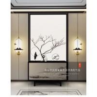 设计师简约卧室过道餐厅壁灯中国风禅意床头灯