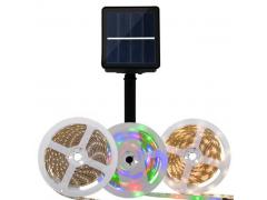 户外太阳能led软灯带 3v太阳能灯带 圣诞树草坪装饰SZ0123