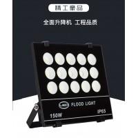 led投光灯 户外150W防水室外庭院广告灯工厂灯100W投射灯泛光灯HW0305