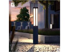 户外庭院灯路灯草坪灯高杆灯景观柱灯防水现代简约led公园花园灯HW0254