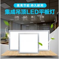 led平板灯600*600直发光面板灯天花板灯办公室SZ0137