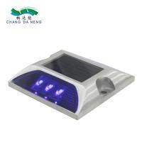 深圳热销 太阳能道钉 道路指引灯 双面LED灯