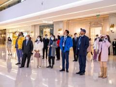 多国驻穗使馆领事莅临星光联盟参观考察,促进跨境电商健康发展