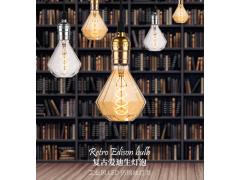 LED异型灯丝灯怀旧led灯 暖黄光创意仿钨丝LED灯泡GY0049