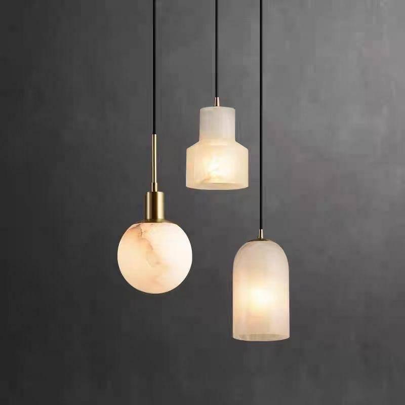 本公司专业生产新中式.欧式全铜云石·玉石·玻璃灯.电商供货.一件代发