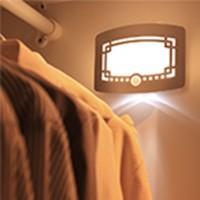 人体感应壁灯 充电款-中国风  JJ0386