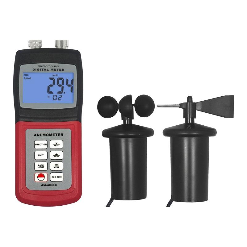 AM-4836C环境检测风速风向仪