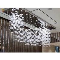 海星手工玻璃吊灯
