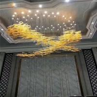 手工玻璃挂件灯饰